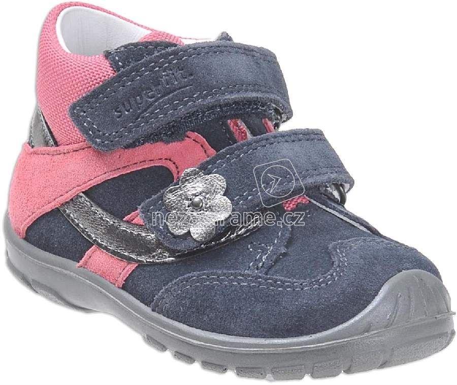 Dětské celoroční boty Superfit 1-08325-47 87225a86f5