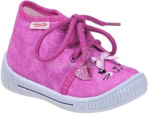 dad41be2da7 Dětské boty na doma Superfit 1-00250-36