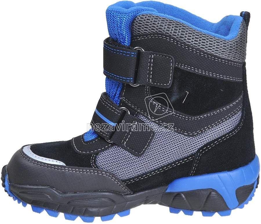 Dětské zimní boty Superfit 1-00162-02  7cb41c49d1