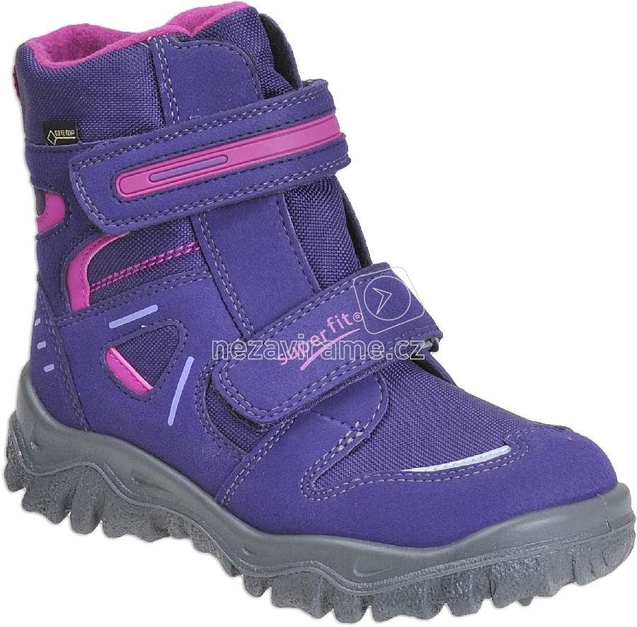 5b71b157795 Dětské zimní boty Superfit 1-00080-54