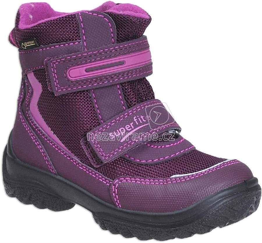 Dětské zimní boty Superfit 1-00030-41 cf61014807