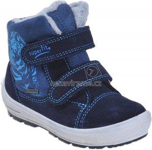 43345d9d407 Dětské zimní boty Superfit 1-00311-81