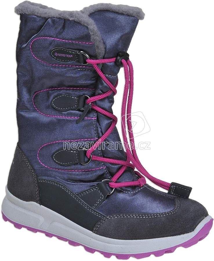 4ac4bb3b778 Dětské zimní boty Superfit 1-00160-47