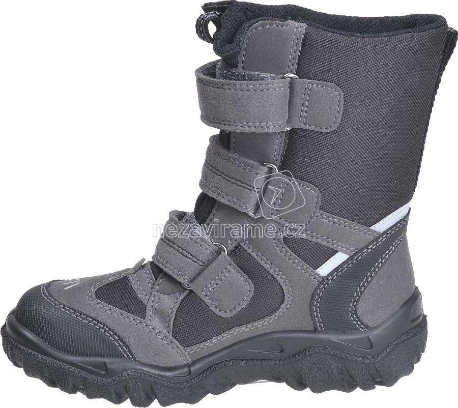 Dětské zimní boty Superfit 8-00084-06  6287c53117