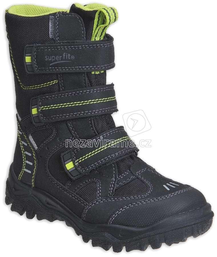Dětské zimní boty Superfit 8-00084-02  39fdb624c5