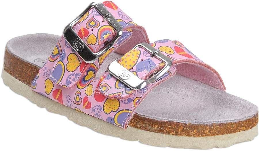 Detské topánky na doma Big Fish 513-14-97
