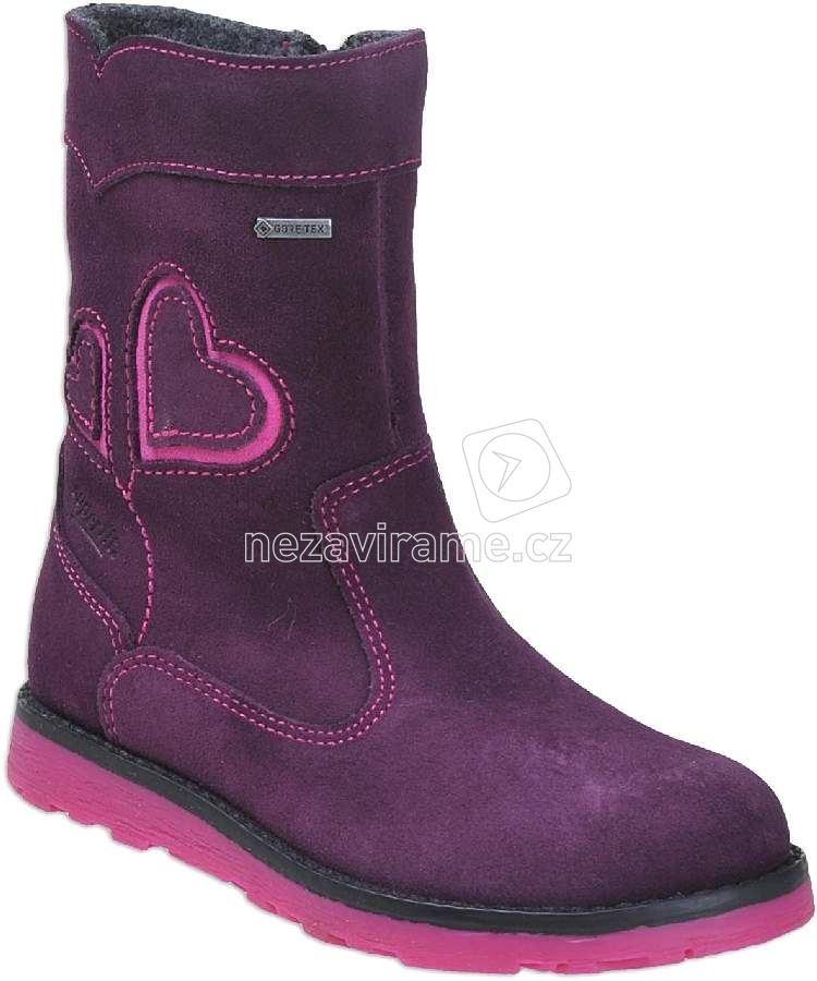 Dětské zimní boty Superfit 1-00388-42  b3d6caea7b