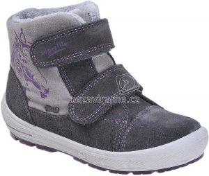 Dětské zimní boty Superfit 1-00313-06 235a186f68