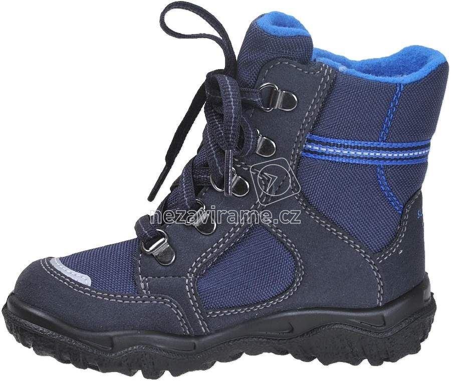 19a1162d583 Dětské zimní boty Superfit 1-00042-80