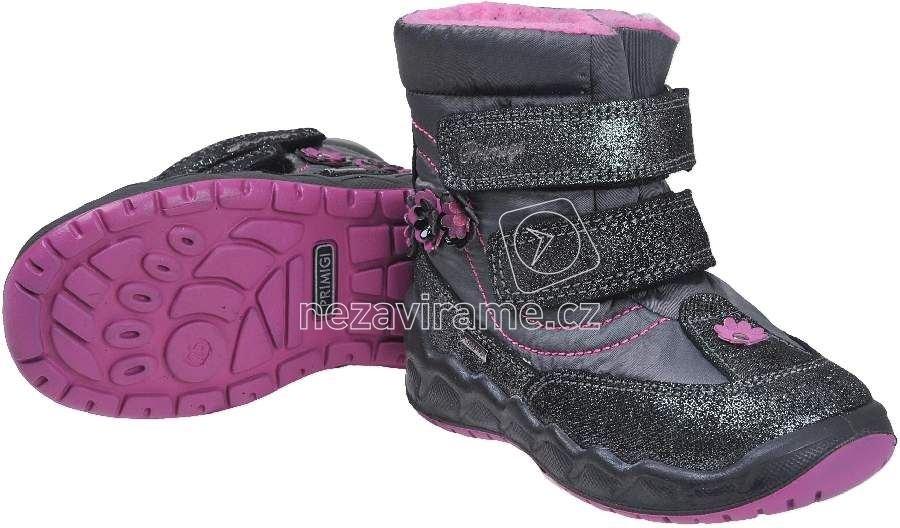 e200aeb434f Dětské zimní boty Primigi 85561 77