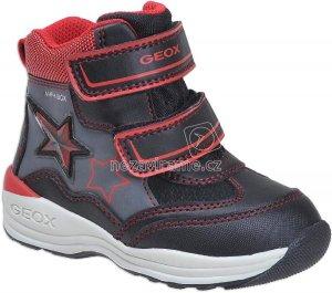Dětské zimní boty Geox B741GC 054FU C0048