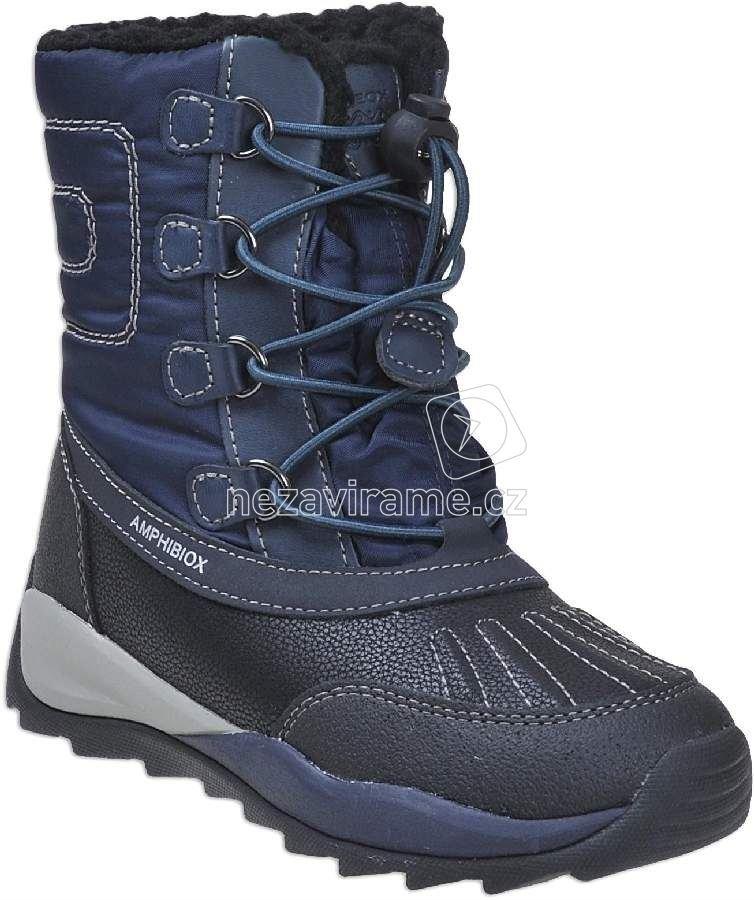 1a0f246cd31 Dětské zimní boty Geox J540BD 0FU50 C4002