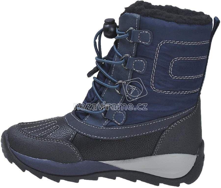 Dětské zimní boty Geox J540BD 0FU50 C4002  8d29b57e4a