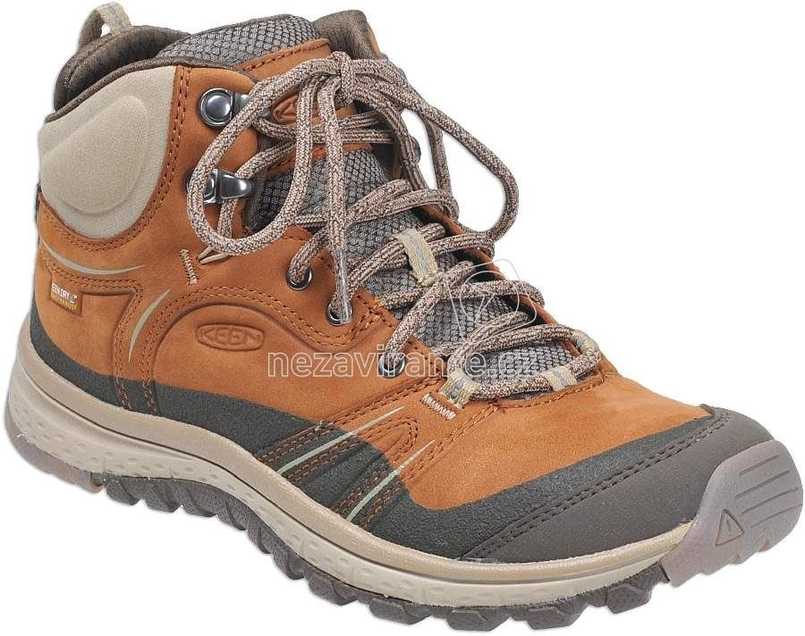 Dámské celoroční boty Terradora timber cornstalk  cab72d346a