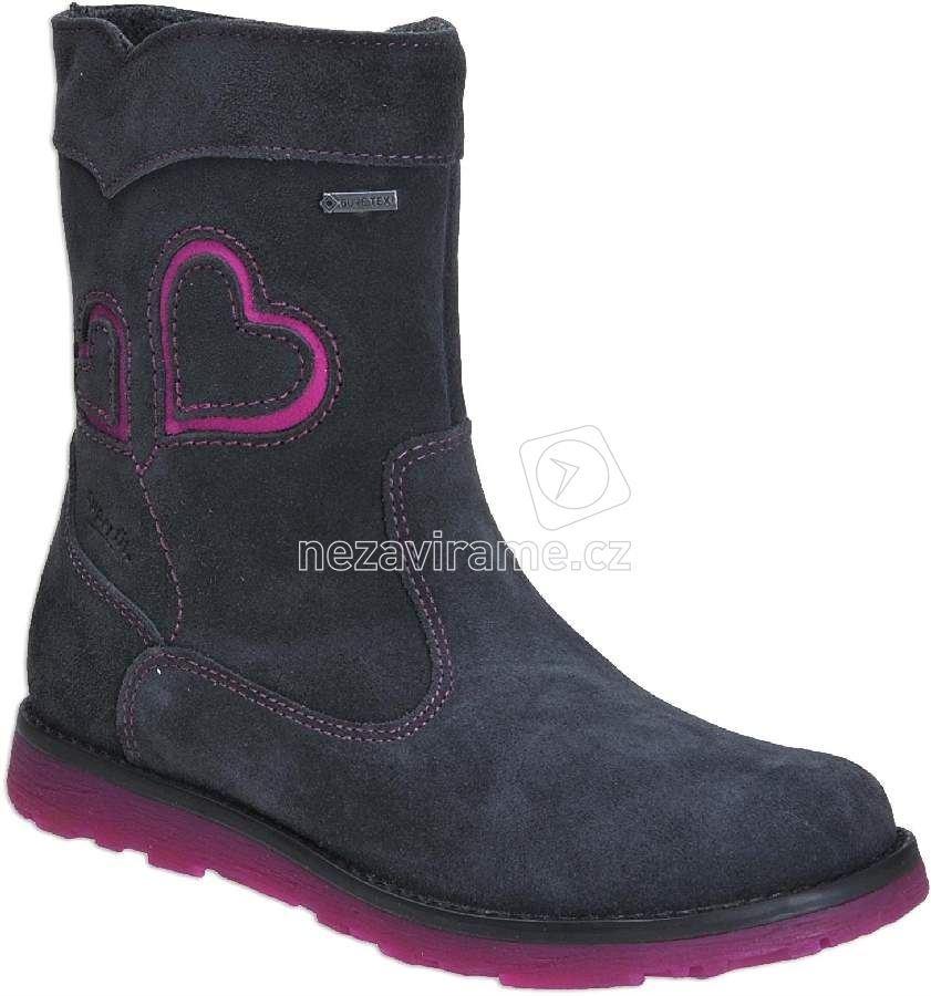 Dětské zimní boty Superfit 1-00388-48  961f56b258