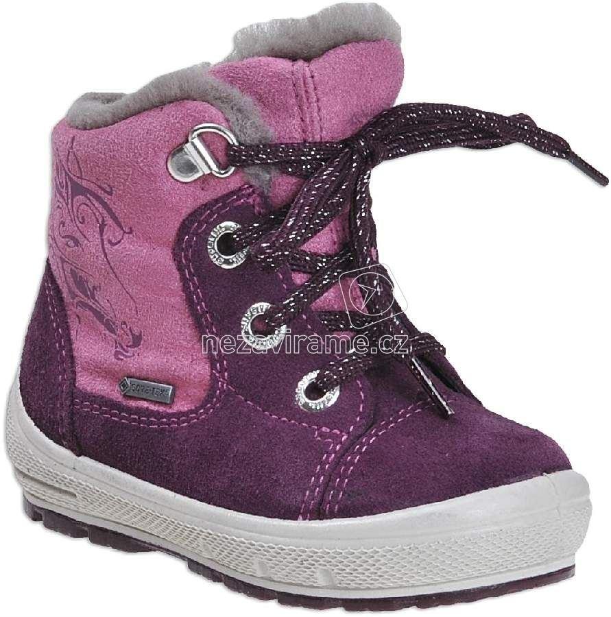 Dětské zimní boty Superfit 1-00309-41 64c2b86b3c