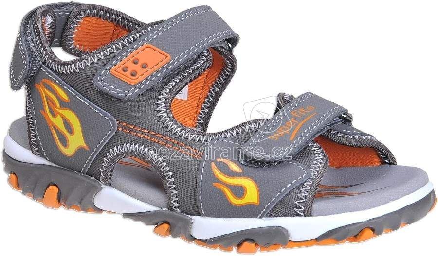 Detské letné topánky Superfit 0-00175-05