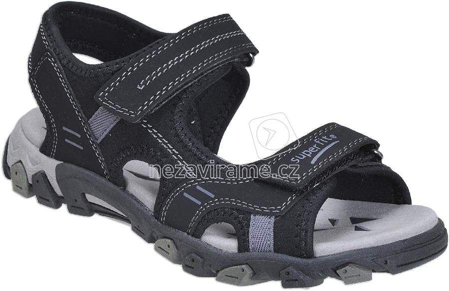 Detské letné topánky Superfit 0-00446-02