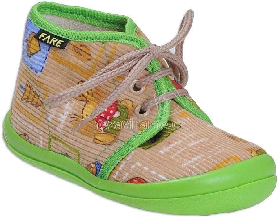 Dětské boty na doma Fare 4011483 332a01b324