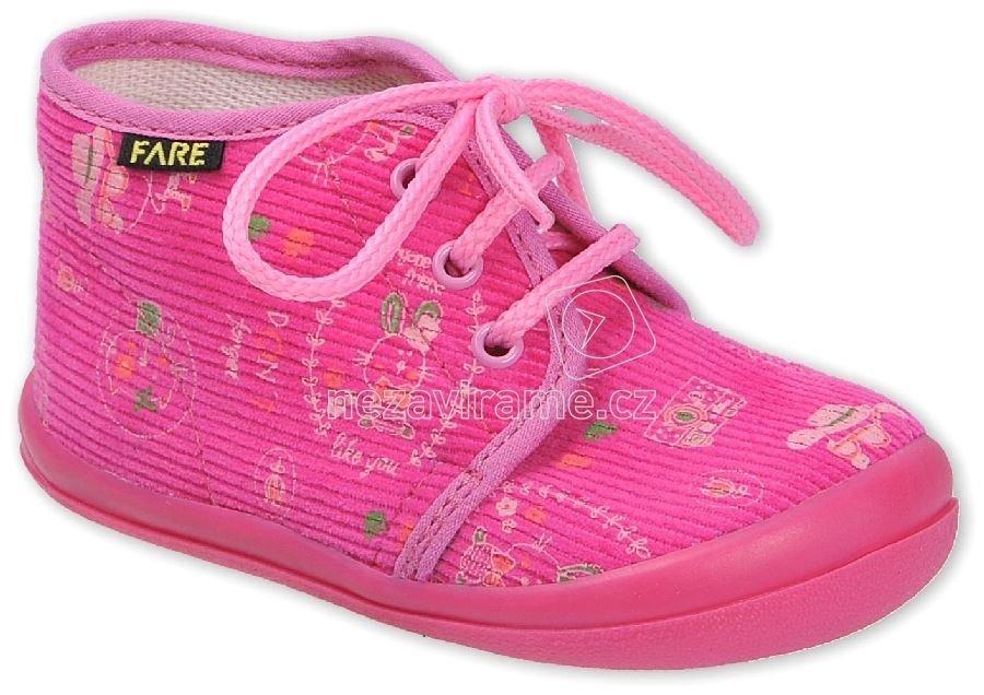 Dětské boty na doma Fare 4011445 426a3d078d
