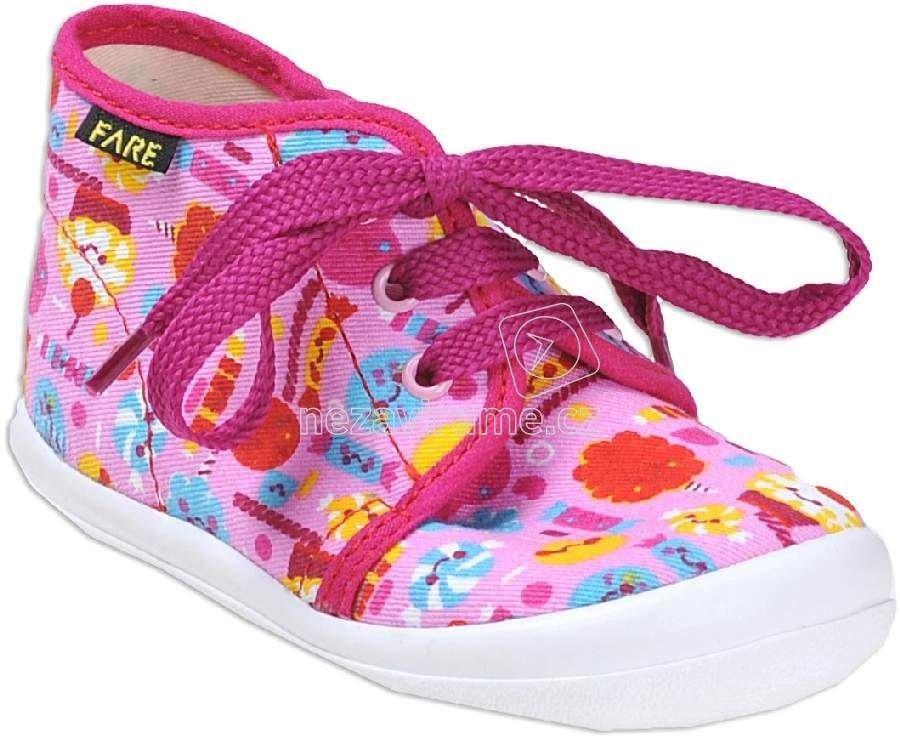Detské topánky na doma Fare 4011447