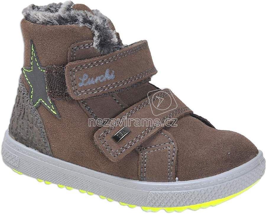 Dětské zimní boty Lurchi 33-14622-24 3b0ee3f565