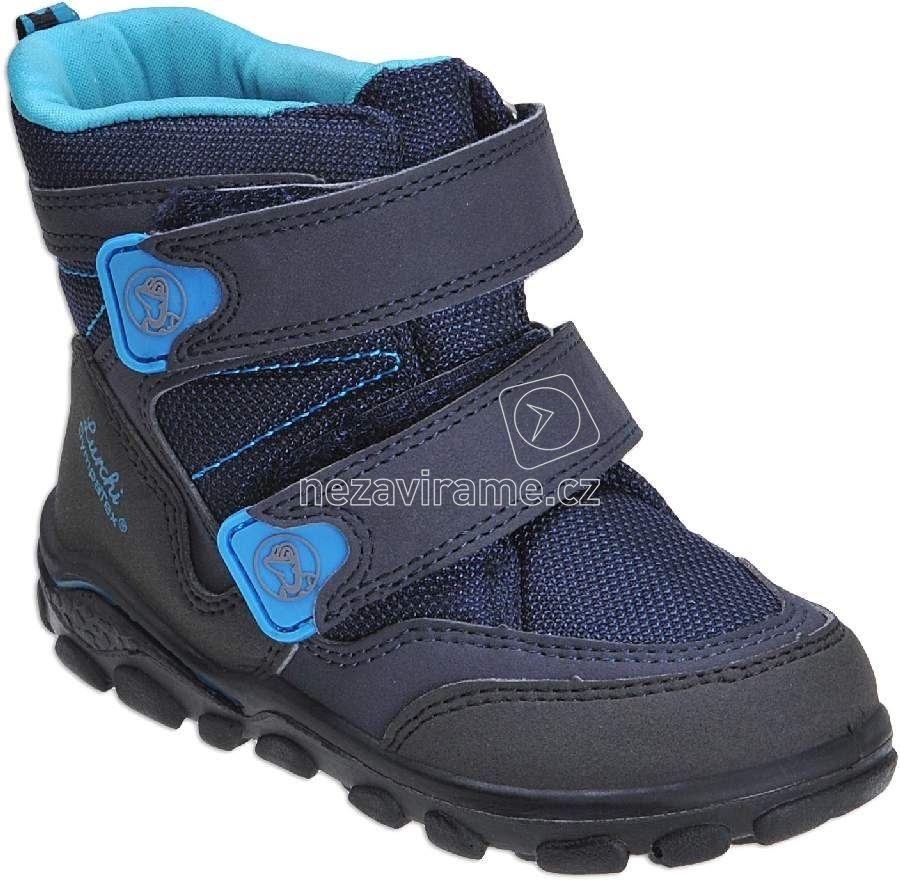 56a58f90a56 Dětské zimní boty Lurchi 33-33003-32