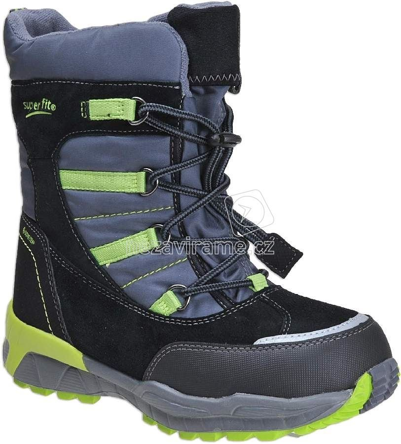 Dětské zimní boty Superfit 1-00168-02 ed8de06245