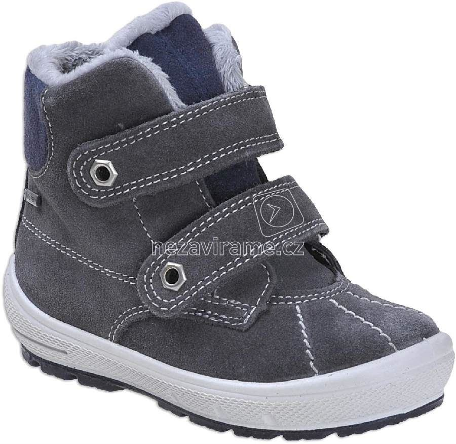 Dětské zimní boty Superfit 1-00307-06 a428aefaea