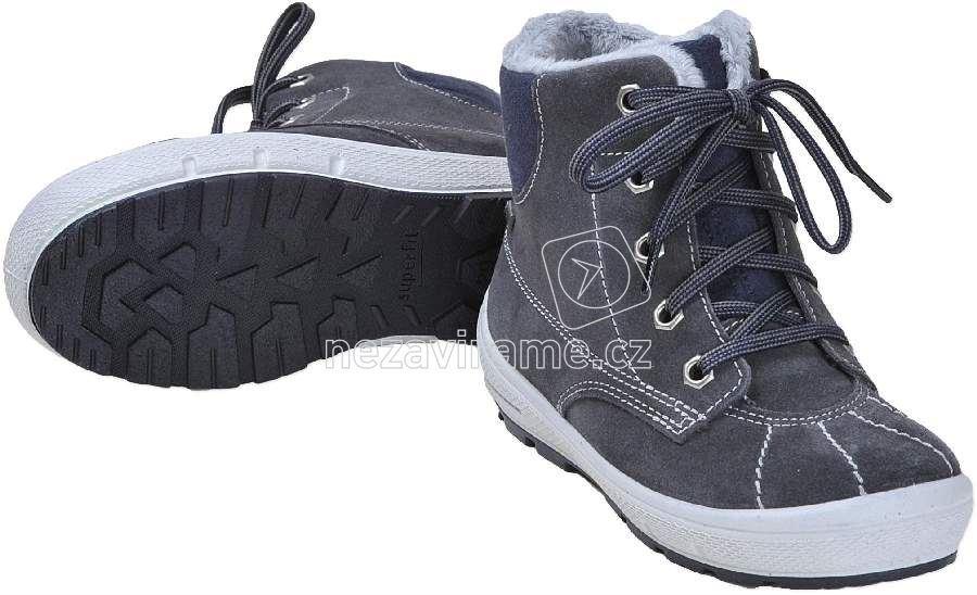 Dětské zimní boty Superfit 1-00305-06  da2b83a98d