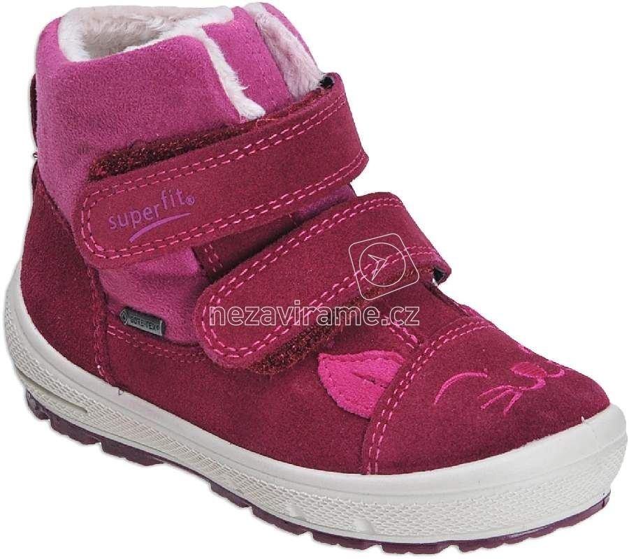 c35fd0a9c79 Dětské zimní boty Superfit 1-00315-67