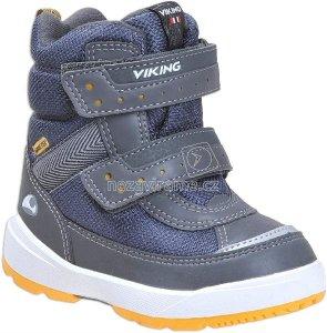 Téli gyerekcipő Viking 3-87025-2746