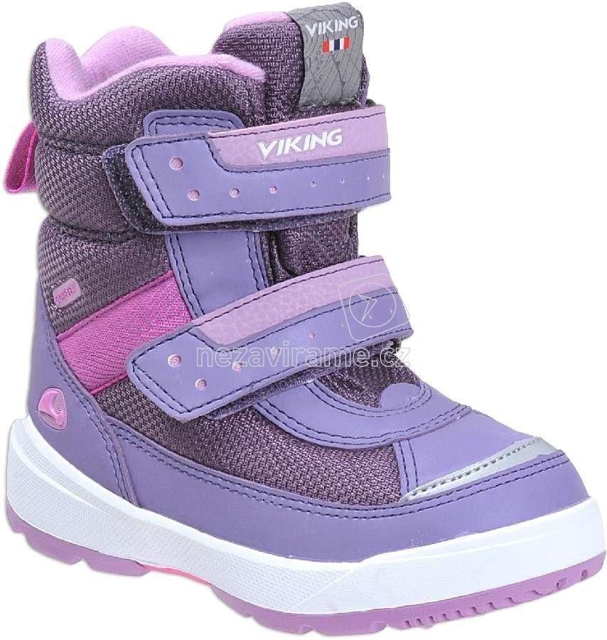 Dětské zimní boty Viking 3-87025-2706  44fb8911ff