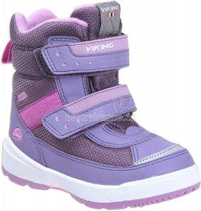 4b01537a0e1 Dětské zimní boty Viking 3-87025-2706