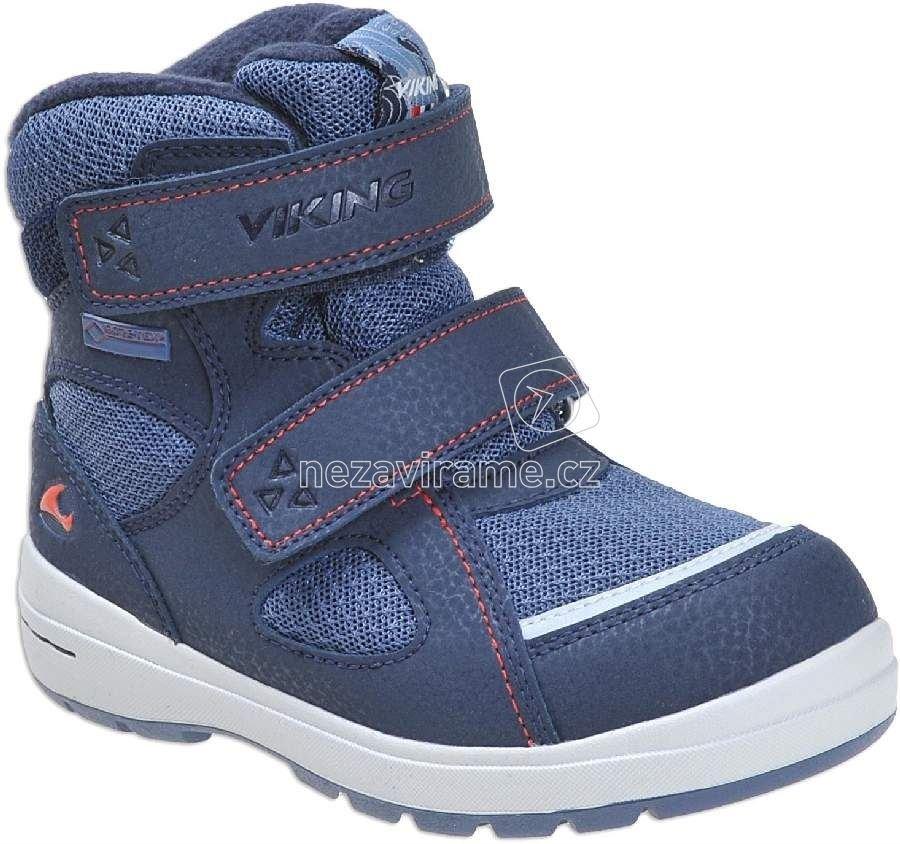 Dětské zimní boty Viking 3-86000-510 7303b94a03