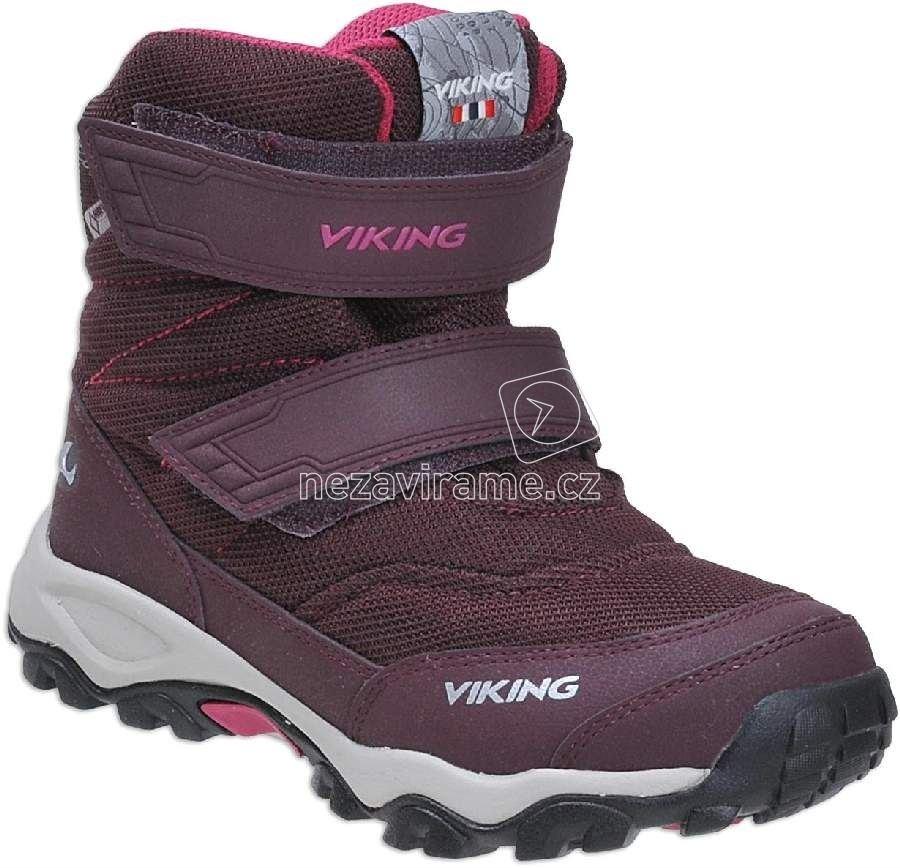 Dětské zimní boty Viking 3-85650-8317  c6eae4452f