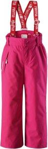 Dětské oteplovačky Reima Loikka 522241 berry/rosé chaud
