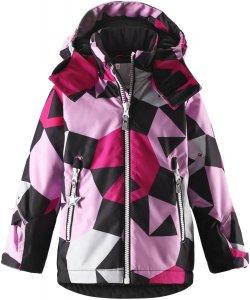 Dětská zimní bunda Reima Grane 521511 pink