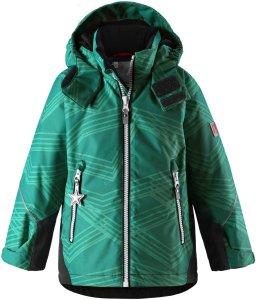 Dětská zimní bunda Reima Grane 521511 green