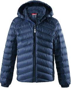 Dětská zimní bunda Reima Falk blue 531285
