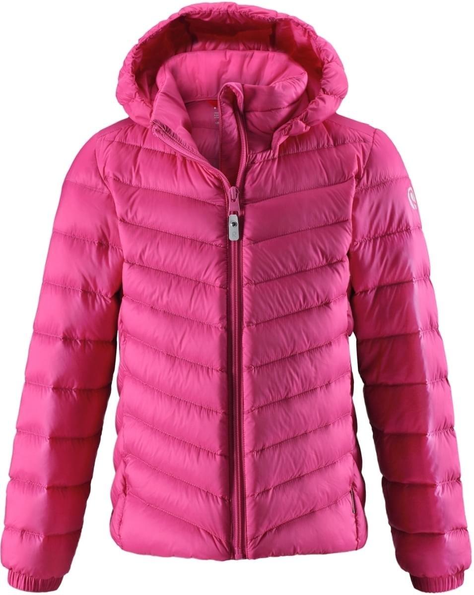Dětská zimní bunda Reima Fern 531284 pink