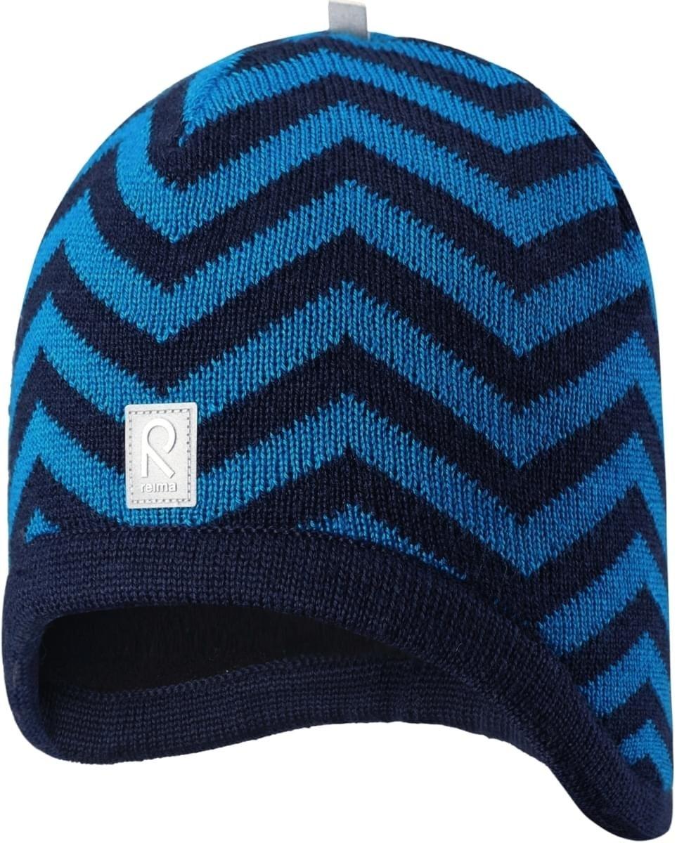Dětská zimní čepice Reima 528560 Viita navy