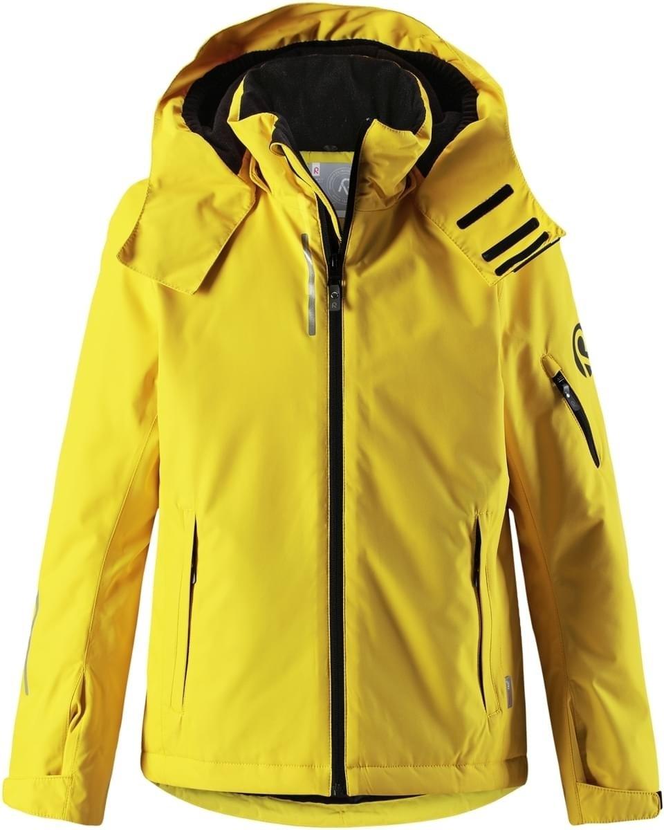 Dětská zimní bunda Reima 531313 Detour yellow