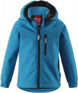 Dětská softshellová bunda Reima 521519 Vantti blue