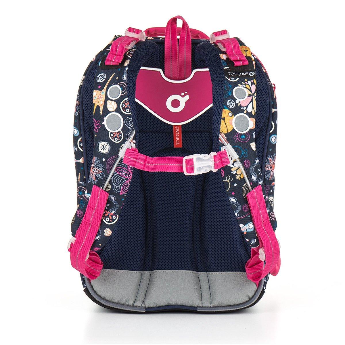 81262385e41 Školní batoh Topgal CHI 876 D - Blue