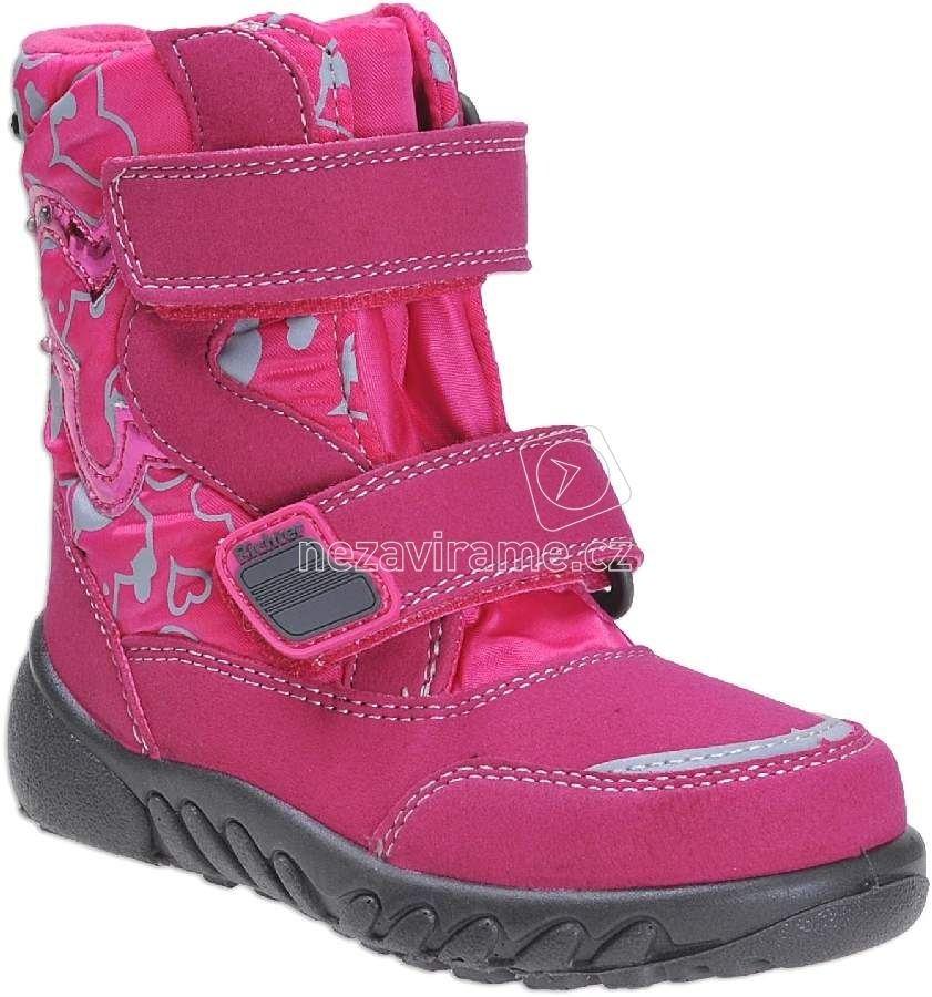 Dětské zimní boty Richter 5137.241.3500 0344ab2103e