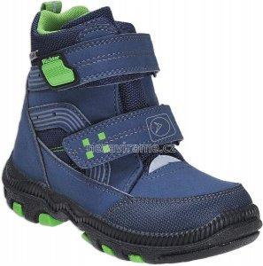 Detské zimné topánky Richter 8533.241.7201