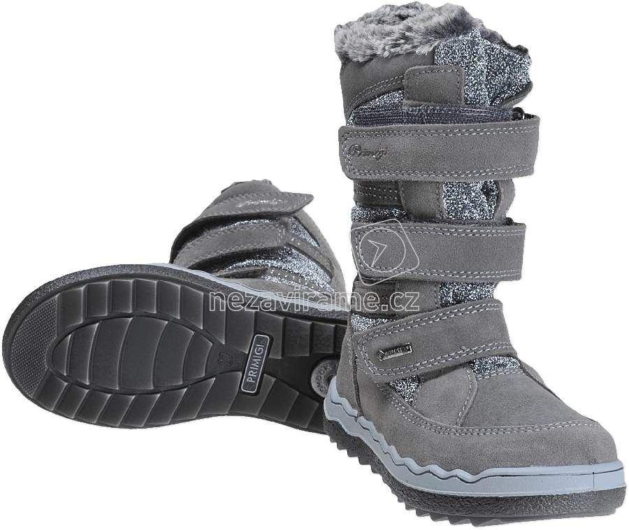 Dětské zimní boty Primigi 86182 77  ed75a1a17e6