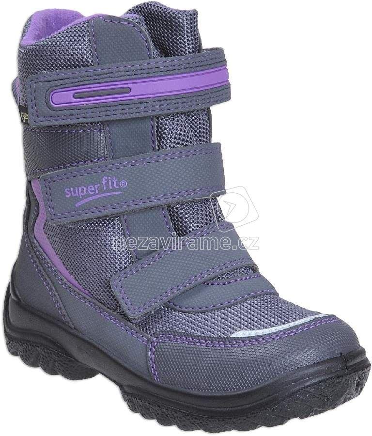 Detské zimné topánky Superfit 1-00022-07