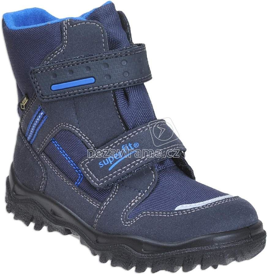 Detské zimné topánkyy Superfit 1-00044-81